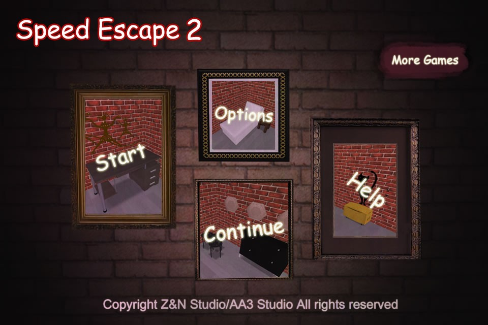 Screenshot Speed Escape 2 – Dungeon Free