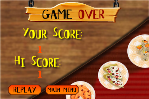 Screenshot Addictive Food